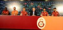 YUTO NAGATOMO - Galatasaray'da Toplu İmza Töreni