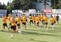 FLORYA - Galatasaray, Göztepe Maçı Hazırlıklarını Tamamladı