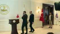 BAKAN YARDIMCISI - İçişleri Bakanı Soylu, Sırp Mevkidaşı İle Görüştü