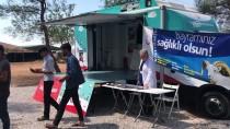 İL SAĞLıK MÜDÜRLÜĞÜ - İzmir'de Kurban Pazarlarına 'Sağlıklı Yaşam Standı'