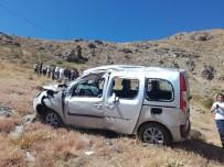 İzne Gelen Polis Memuru Kazada Hayatını Kaybetti