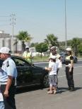 BİSİKLET - Kahramanmaraş'ta Çocuklar Trafik Polisi Oldu