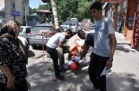 BAYRAM HEDİYESİ - Kars'ta Gelin Koçu Geleneği Sürüyor