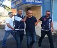 KİMLİK KARTI - Konya'da Azeri Kadını Öldüren Galerici Antalya'da Sahte Kimlikle Yakalandı