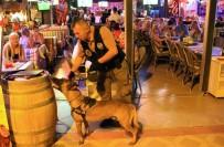EĞLENCE MEKANI - Marmaris'te 200 Polisle Huzur Operasyonu