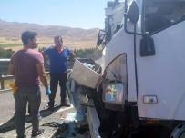 Niğde'de Trafik Kazası Açıklaması 1 Çocuk Öldü, 1 Yaralı