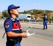 İL JANDARMA KOMUTANLIĞI - Ordu'da Trafik Drone İle Denetlenecek