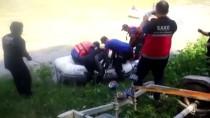 KORUCUK - Sakarya Nehri'ne Düşen Gencin Cesedi Bulundu