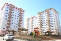 KONUT PROJESİ - Sivas Belediyesi Vefa Konutları'nı Hak Sahiplerine Teslim Etti