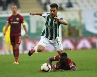 ASAMOAH GYAN - Spor Toto Süper Lig Açıklaması Bursaspor Açıklaması 0 - Kayserispor Açıklaması 0 (İlk Yarı)