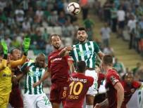 ASAMOAH GYAN - Spor Toto Süper Lig Bursaspor Açıklaması 0 - Kayserispor Açıklaması 0 (Maç Sonucu)
