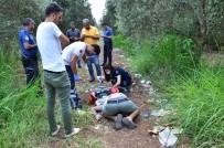 ADLİ TIP KURUMU - Tarlada 'Altın Vuruş' Yapan Genç Hayatını Kaybetti