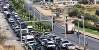 UÇAK SEFERLERİ - Tatilciler Bodrum'a Akın Akın Gelmeye Başladı