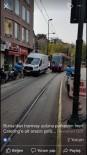 Tramvay Dakikalarca Minibüsü Bekledi