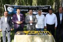 KıLıÇARSLAN - Vali Pehlivan'dan Bayburtspor İçin Çağrı Açıklaması 'Bu Takıma Hep Birlikte Sahip Çıkalım'