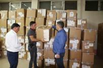 MEHMET NURİ ÇETİN - Varto SYDV'den Bayram Öncesi Giyim Ve Para Yardımı