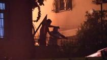 Adana'da Marangozhanede Yangın