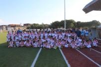 KARABIGA - Adaspor Yaz Futbol Okulu Sona Erdi
