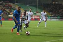 ANKARAGÜCÜ - Antalya'da İlk Yarıda Gol Yok