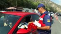 MURAT ŞAHIN - Aydın Valisi Köşger Yol Kontrollerini İnceledi
