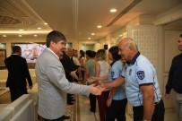 MENDERES TÜREL - Başkan Türel, Belediye Çalışanlarıyla Bayramlaştı
