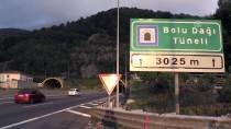 BOLU DAĞı - Bolu Dağı'nda Trafik Rahatladı