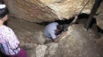 Bunaltıcı Havada Serinleten Mağara Açıklaması 'Buzluk Mağarası'