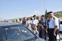 HASAN ŞıLDAK - Burdur'da 'Kırmızı Düdük' Uygulaması