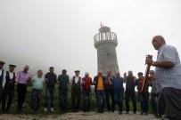 DENİZ FENERİ - Denize 40 Kilometre Uzaklıkta Deniz Feneri