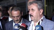ESKIŞEHIRSPOR - Destici'den Eskişehirspor'a Destek
