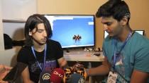 ROBOT - Ellerini Kaybetmesi De Bilimden Vazgeçiremedi