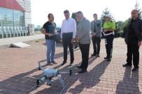 Emniyet Ekiplerinden Drone'lu Trafik Denetimi