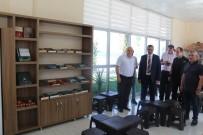 BOTANİK BAHÇESİ - Giresun'da Millet Kıraathanesi Hizmete Açıldı