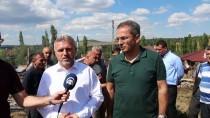 DENIZ PIŞKIN - GÜNCELLEME - Kastamonu'da 8 Ev Yandı