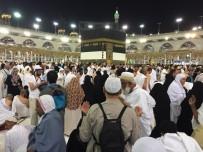 ARAFAT - Hacı Adaylarını Arafat Heyecanı Sardı