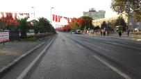 VATAN CADDESİ - İstanbul'da Bazı Yollar Trafiğe Kapatıldı