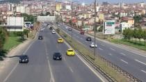 TRAFİK DENETİMİ - İstanbul Valisi Şahin Trafik Denetimine Katıldı