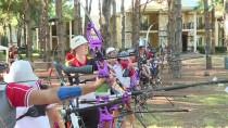 AVRUPA ŞAMPİYONU - Kadın Okçuların Hedefi Avrupa Şampiyonluğu