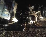 HASAN YILMAZ - Kazada Yaralanan Sürücü Hayatını Kaybetti
