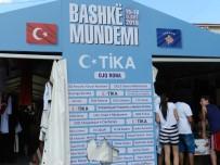 ARNAVUT - Kosova'da TİKA Çadırına Saldırı