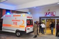 GELENBE - Manisa'da Otomobil Yayaya Çarptı Açıklaması 1 Ölü