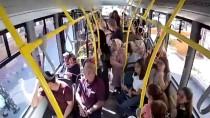NUMUNE HASTANESİ - Otobüs Şoförü, Kalp Pili Duran Kızı Hastaneye Yetiştirdi