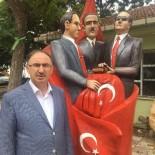 DEMOKRAT PARTI - Bursalılardan Menderes Ve Arkadaşlarına Vefa