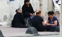 DUYGU SÖMÜRÜSÜ - (ÖZEL)Taksim'de Dilenciler Topladıkları Paraları Böyle Paylaştı