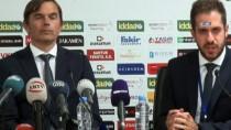 BENFICA - Philip Cocu Açıklaması 'Giuliano Başka Bir Takımla Anlaştı'