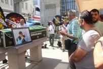SITKI SEZGİN - Şişko Nuri'nin Cenazesinde Büyük Vefasızlık