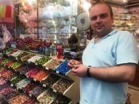 YAZ MEVSİMİ - Tarihi Kemeraltı Çarşısı'nda Bayram Hareketliliği