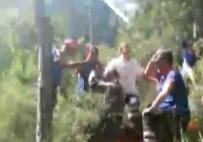 Uludağ'da Yaşanan Can Pazarı Kameralara Yansıdı