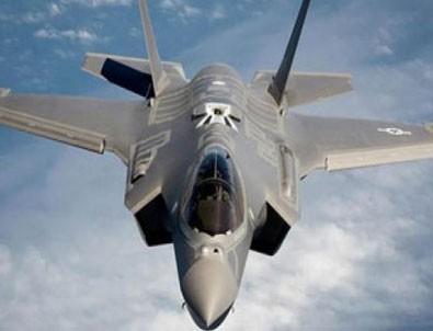ABD senatosu F-35 için yaptırım kararı aldı