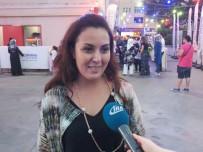 ANİMASYON - Açıkhava Sineması Geleneği Zeytinburnu'nda Yeniden Canlandırıldı